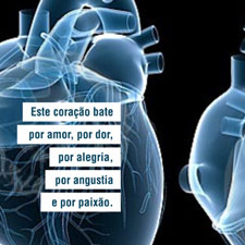 Anúncio Coração